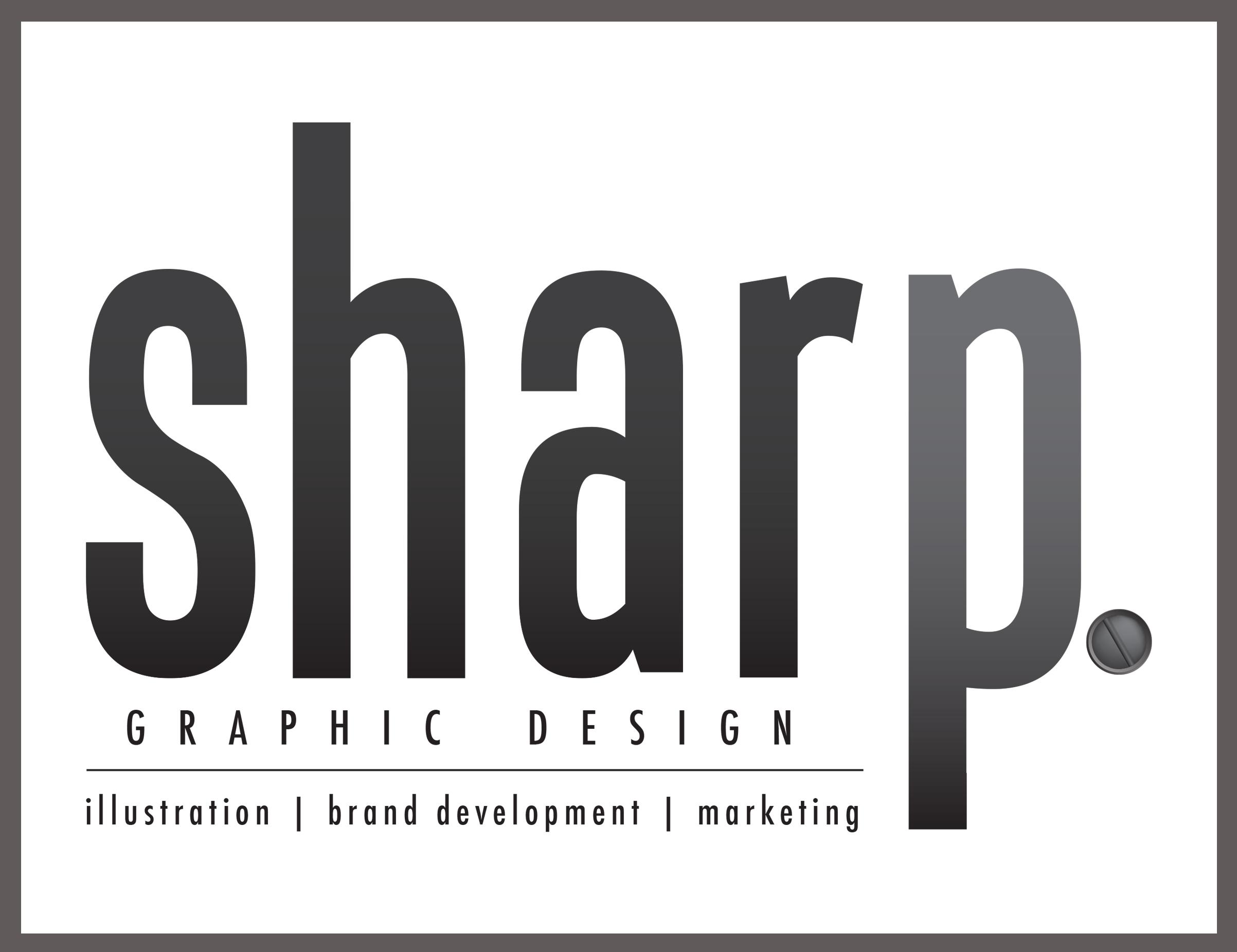 Sharp Graphic Design A Fresh Take On Creative